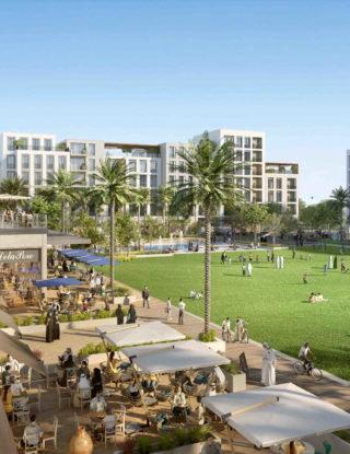 The Valley - 3 & 4 Bedroom Townhouses By Emaar Properties